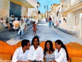 156__  _רמי מאירי -  מסעדת _שיפודי התקווה_ שכונת התקווה, ת_א, 1994 _
