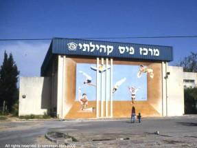 352__  _רמי מאירי -  מרכז להתעמלות קרקע, מועצה אזורית גדרות, 1997_